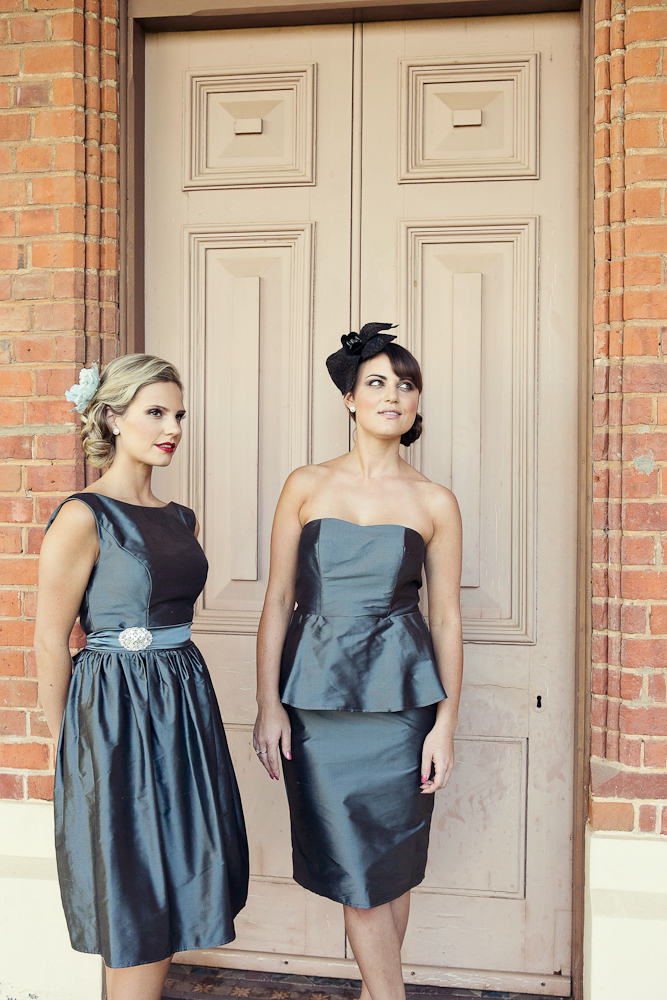Elvi Design - Perth's Finest Couture Bridemaid Dresses