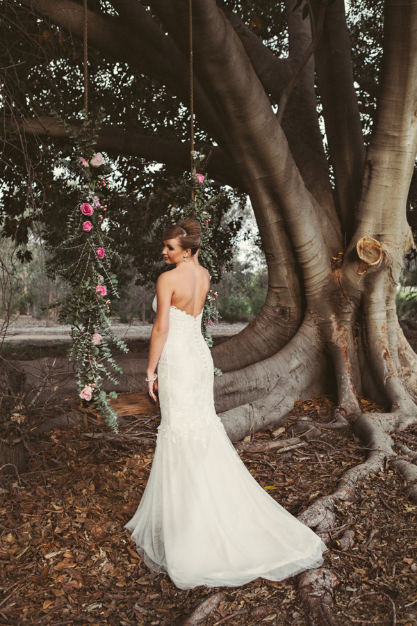 Tia Lace and Tulle Wedding Dress