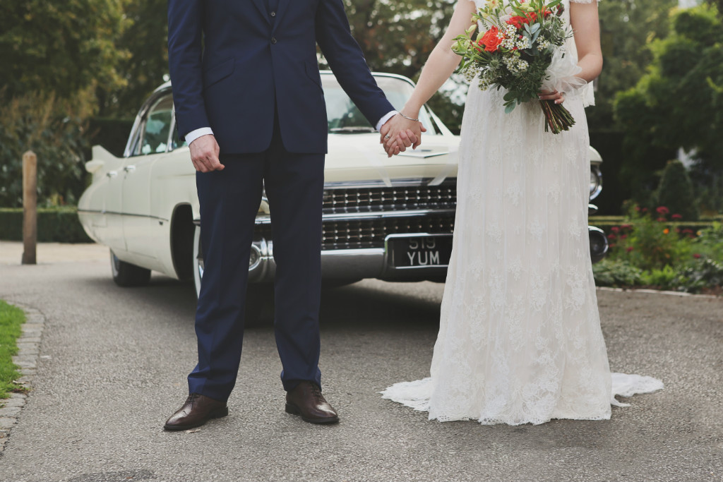 Janina's Lace Wedding Dress