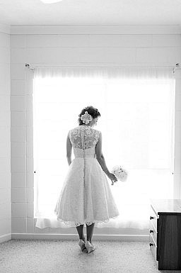 Country Vintage Wedding Dress