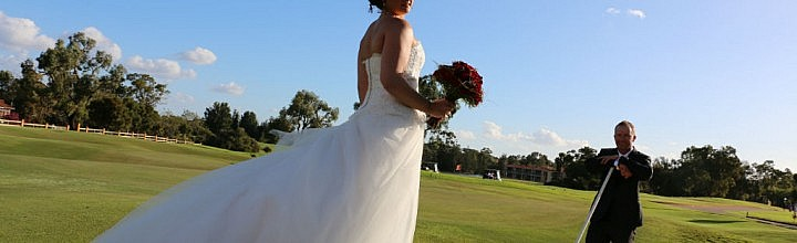 Lisa's Romantic Lace & Tulle Wedding Dress