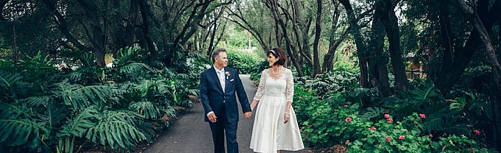 Carolyn's Vintage Wedding Dress Perth