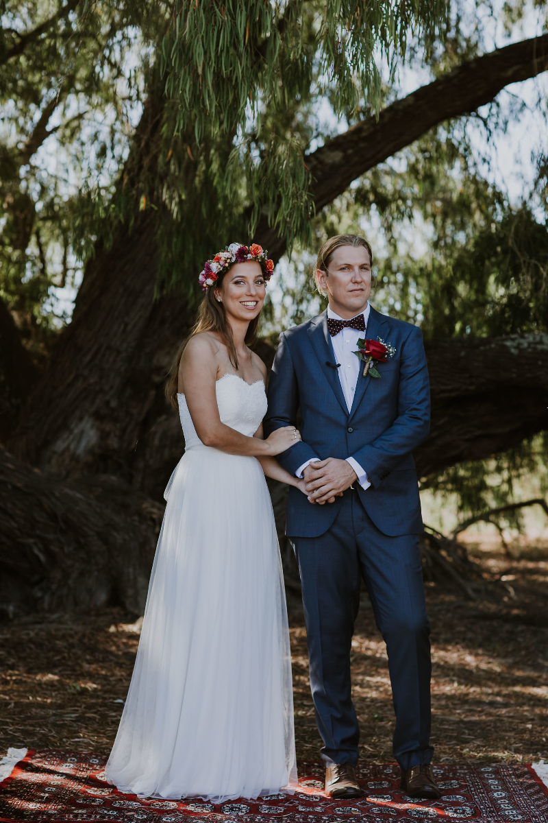 Elvi Design Relaxed Wedding Dress Margaret River-317