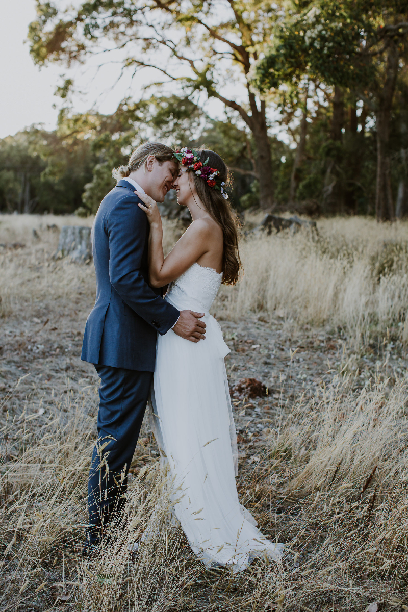 Elvi Design Relaxed Wedding Dress Margaret River-602