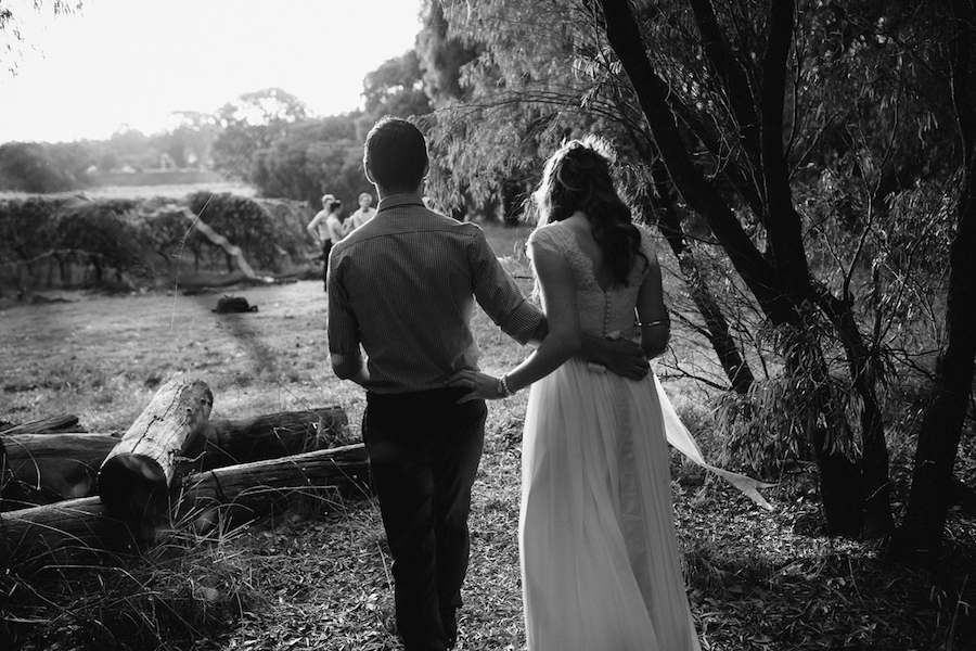 Elvi Design Custom Made Wedding Dress with Pockets Perth-10