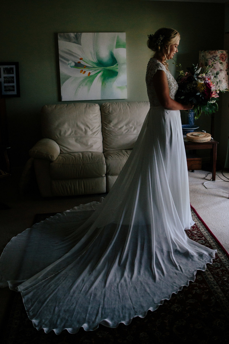 Elvi Design Handmade Wedding Dress-159