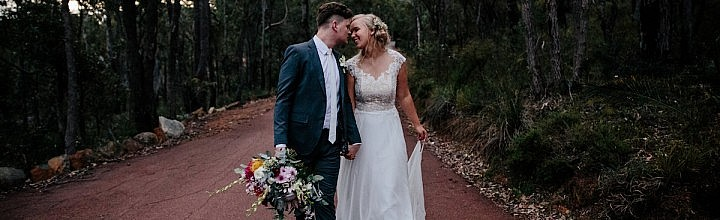 Emma's Handmade Wedding Dress Perth