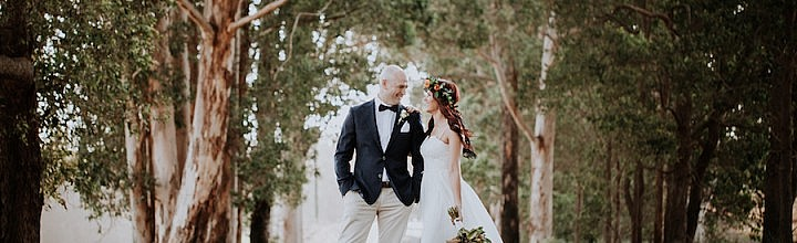 Kate's Relaxed Boho Wedding Dress Perth