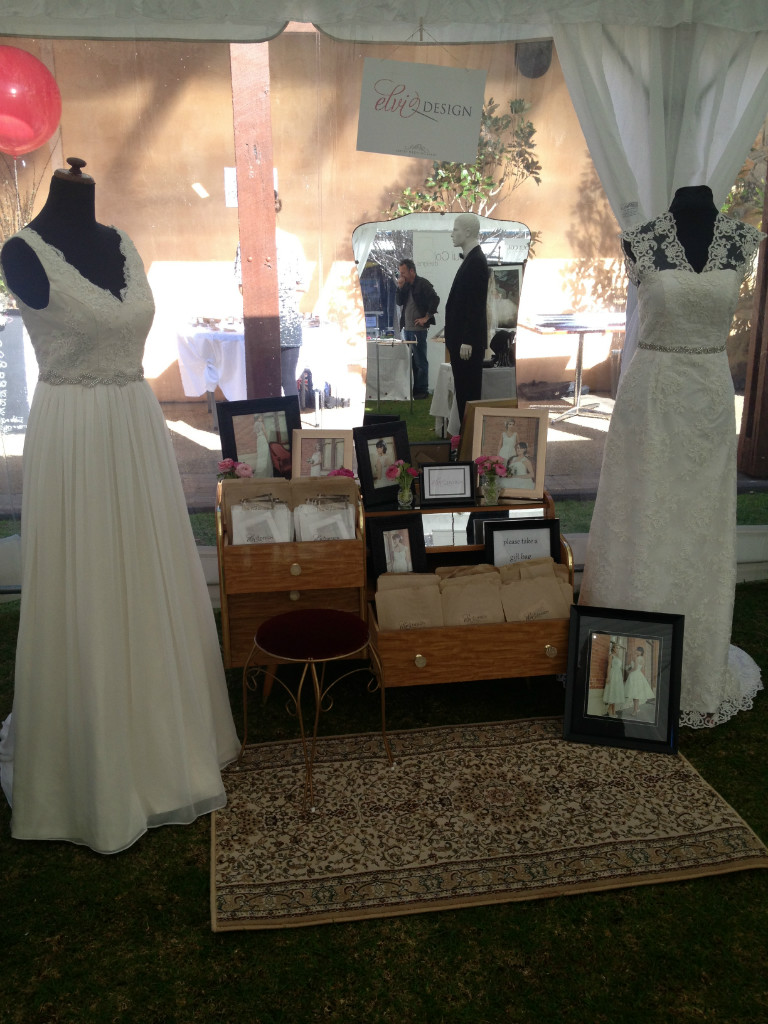 Elvi Design at MRBG Luxury Bridal Event