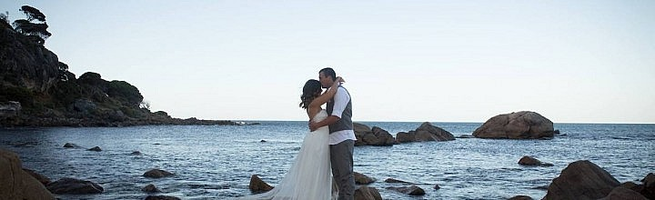 Beth's Beaded Wedding Gown Perth