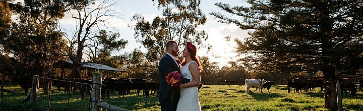 Jess's Custom Wedding Dress Perth