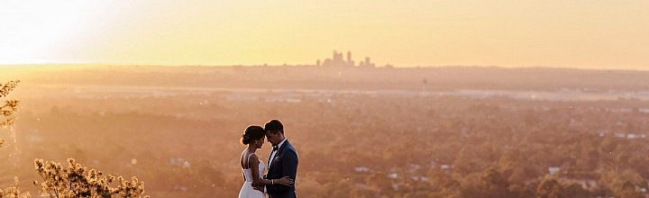 Asha's Perth Hills Wedding