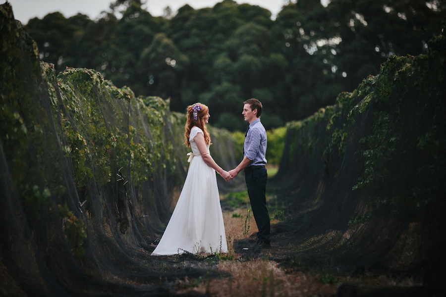 Elvi Design Custom Made Wedding Dress with Pockets Perth-11