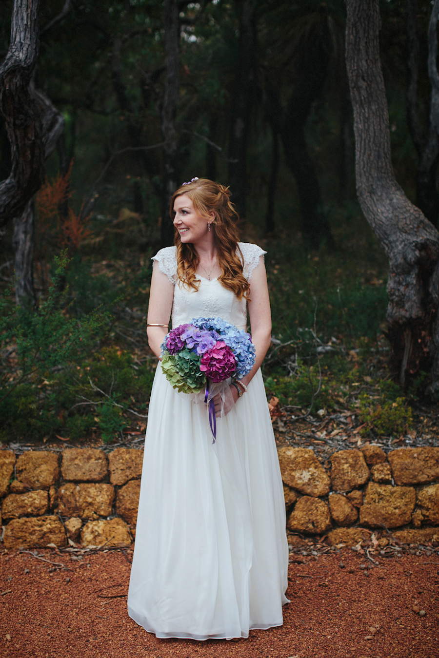 Elvi Design Custom Made Wedding Dress with Pockets Perth-4