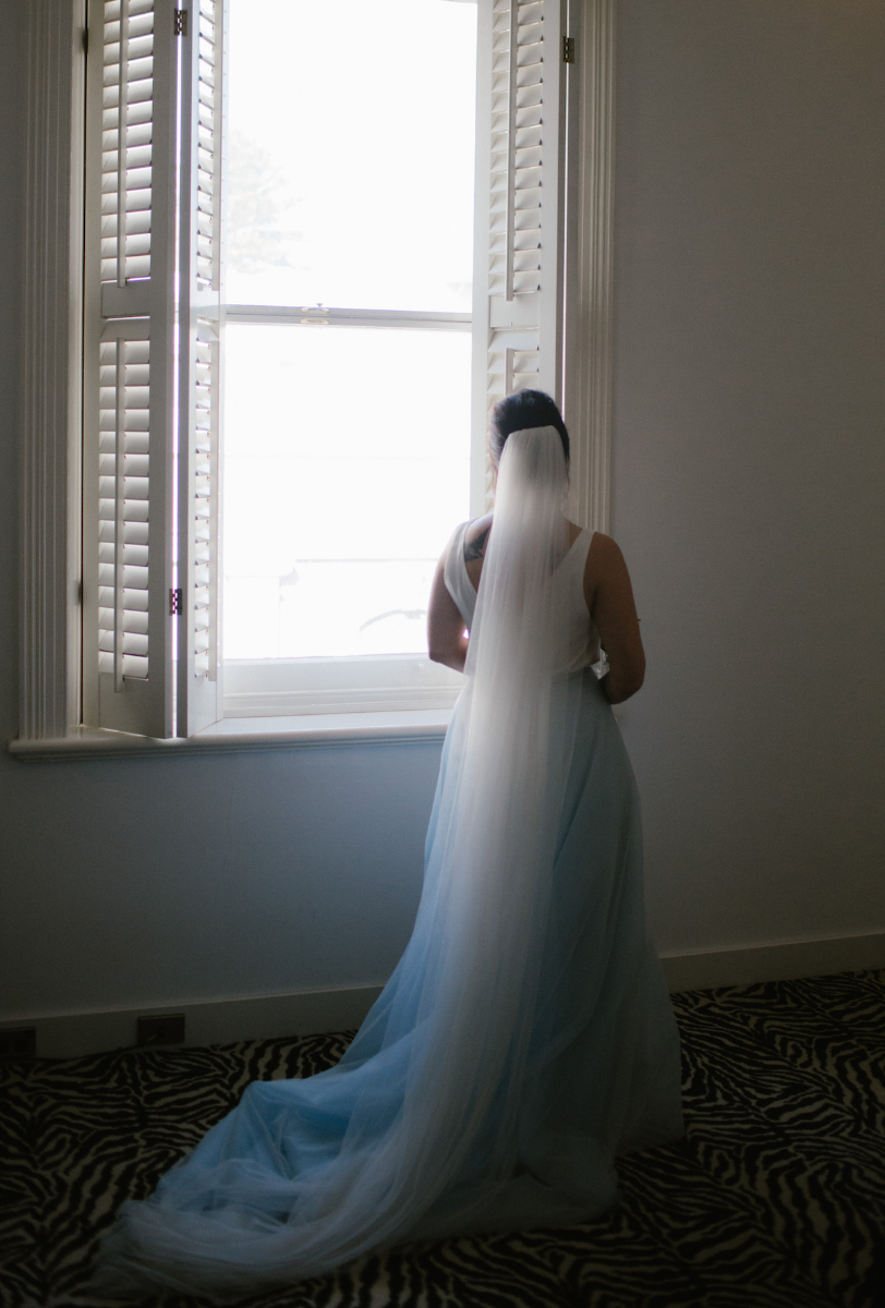 Elvi Design Blue Wedding Dress-169