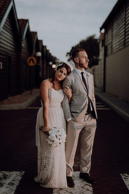 Elvi Design Boho Wedding Dress Perth-36