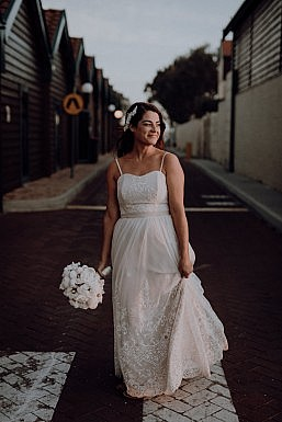 Elvi Design Boho Wedding Dress Perth-620