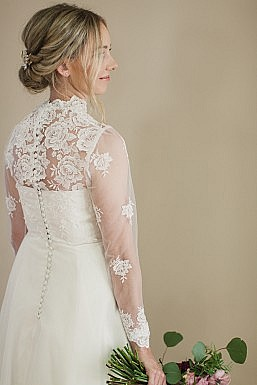 Elvi Design Vintage Lace Wedding Dress Perth_0231
